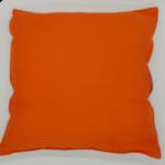 Kissen orange