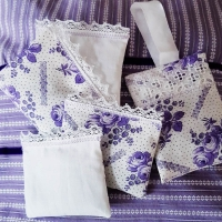 div Lavendelkissen