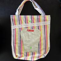 faltbare Stofftasche