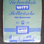 Vintage-Bettwaesche Set
