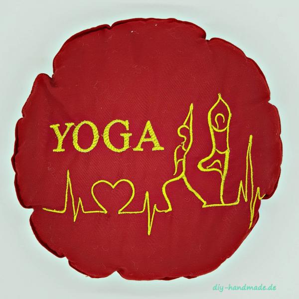 Yogakissen, Meditationskissen