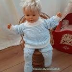 vintage Babyanzug 2tlg. Anzug