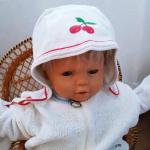 Baby Mütze,