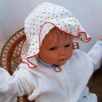 Baby Mütze, Sonnenhut